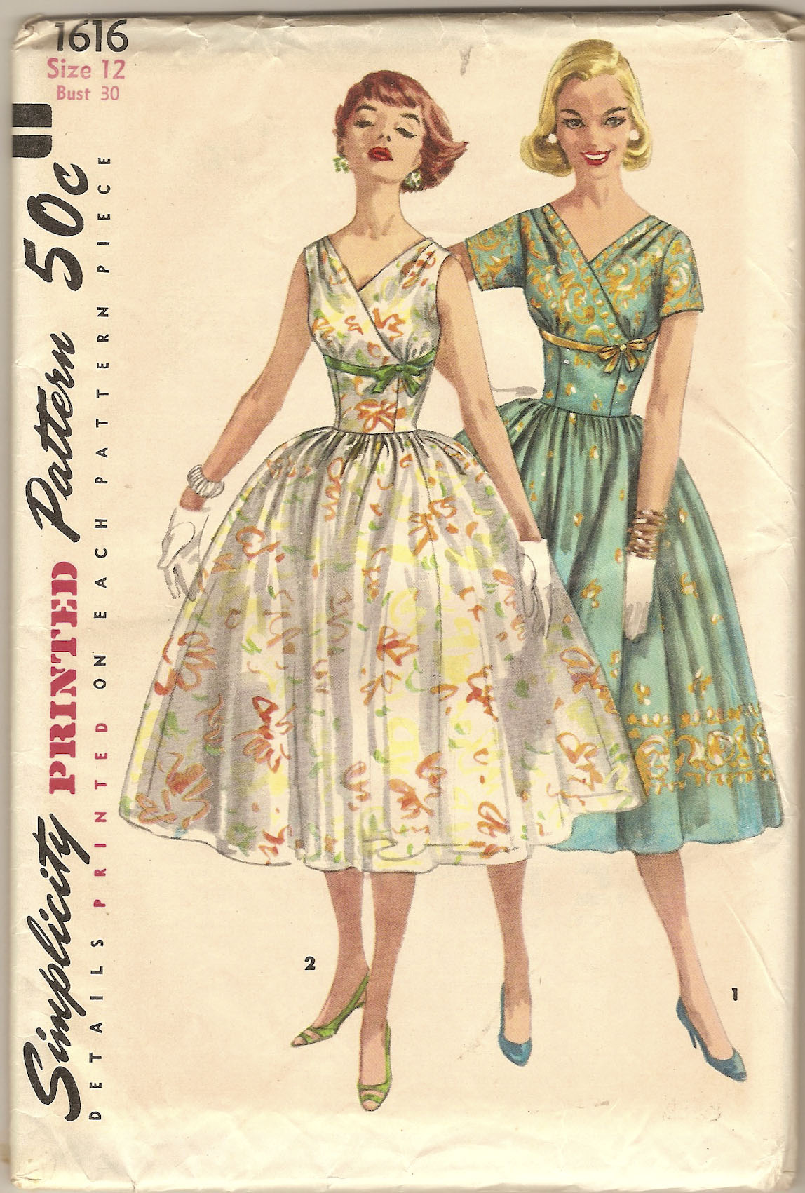 Vintage Clothing Patterns | Beauty Clothes